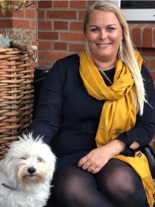Pernille Riis Frederiksen profilbillede